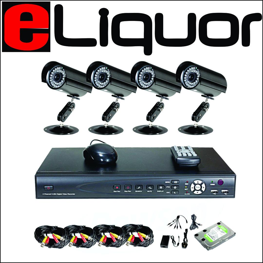 8 CCTV Camera